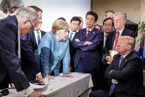 واکنش مرکل به عدم تایید بیانیه G7  توسط ترامپ