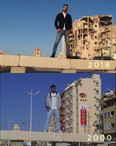 عکس/ نتیجه دخالت غرب در لیبی!