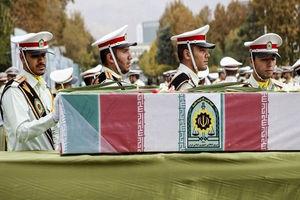 شهادت یک مامور نیروی انتظامی در بهبهان