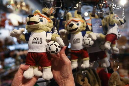 عکس/ حال و هوای روسیه در آستانه جام جهانی