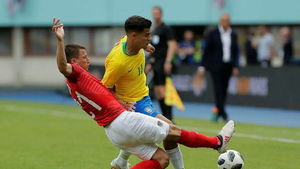 فیلم/ خلاصه دیدار برزیل 3-0 اتریش