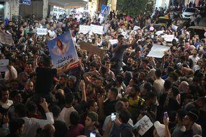 عکس/ تظاهرات گسترده در رام الله
