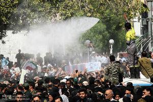عکس/ تشییع پیکر شهید خلیل تختی نژاد