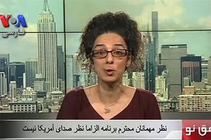 فیلم/ برنامه سازی نوچه های مسیح علینژاد در ایران