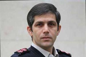 آماده باش آتش نشانی تهران به خاطر طوفان