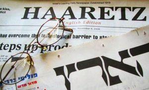 گزارش روزنامه هاآرتص از بحران آب در اسرائیل
