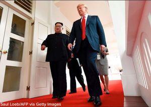 چند نکته جالب از دیدار ترامپ و رهبر کرهشمالی