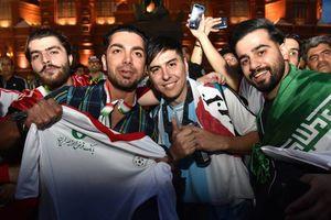 عکس/ تب جام جهانی در خیابان های روسیه