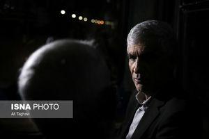 شهردار تهران افشانی