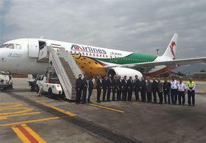 هواپیمای تیم ملی ایران
