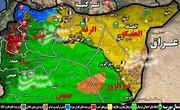 در شرق سوریه چه می گذرد؟ +نقشه میدانی