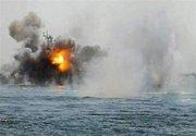 یک ناوچه اماراتی در ساحل الحدیده یمن منهدم شد