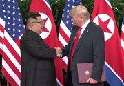ترامپ نامه تازهای از رهبر کره شمالی دریافت کرد