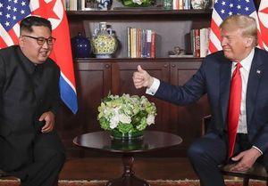 دیدار ترامپ و رهبر کره شمالی