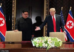 فیلمی که ترامپ به رهبر کره شمالی نشان داد چه بود؟,
