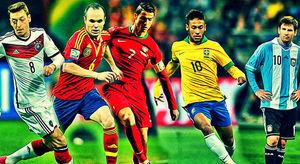 ستارگان فوتبال
