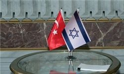 تنش دریایی ترکیه و اسرائیل