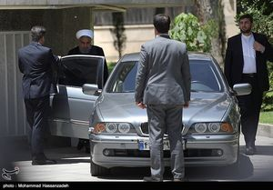 خودروی روحانی