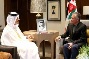 کمک ۵۰۰ میلیون دلاری قطر به اردن