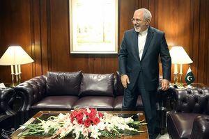 ظریف با ۵ وزیر آفریقای جنوبی