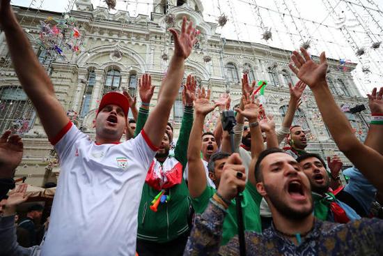 عکس/ حال و هوای کمپ تیم ملی ایران در روسیه
