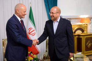عکس/ دیدار قالیباف با سفیر آلمان در ایران
