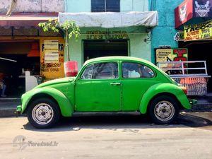 "عکس/ علاقه عجیب مکزیکی ها به ""فولکس"""