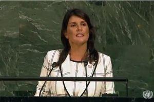 فیلم/شکست آمریکایی ها با اجماع سازمان ملل علیه اسرائیل