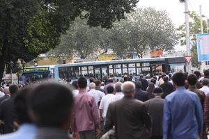 فیلم/ تمهیدات مترو و اتوبوسرانی برای روز عید