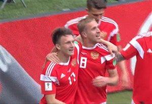 گازینسکی اولین گلزن جام جهانی 2018