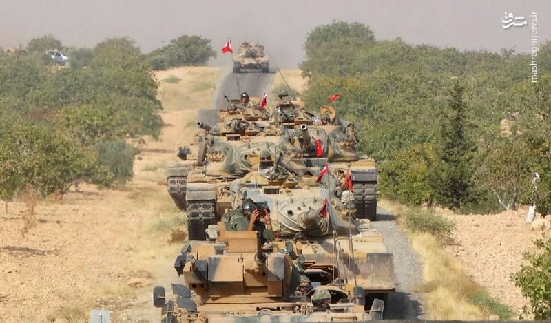 خواب جدید آمریکا، فرانسه، سعودیها و ترکیه برای شمال سوریه