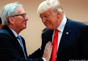 رئیس کمیسیون اروپا: ترامپ به من گفت قاتل بیرحم!
