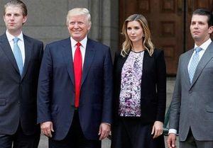 دادستانی نیویورک از ترامپ و فرزندانش شکایت کرد