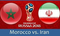 ترکیب احتمالی ایران-مراکش از دید مارکا
