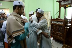 عکس/ اقامه نماز عید فطر در تایلند