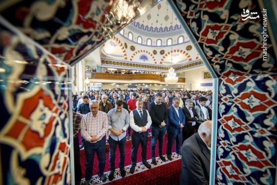 عکس/ اقامه نماز عید سعید فطر در سراسر جهان