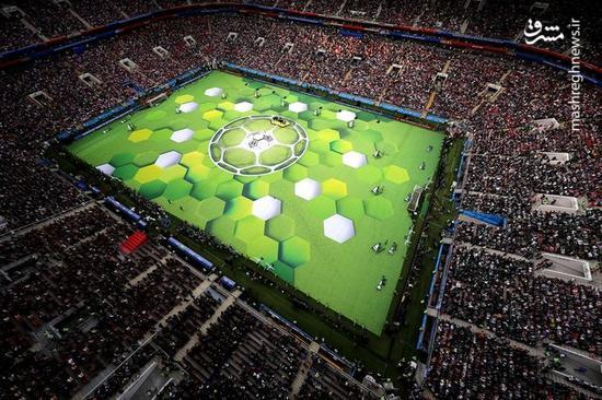 عکس/ روز نخست جام ۲۱ در قاب تصویر