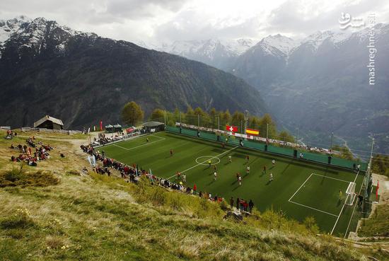 عکس/ تبوتاب فوتبال در سرتاسر جهان