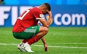 بازیکن گلزن مراکش اینستاگرام خود را بست