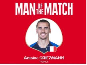 بهترین بازیکن دیدار فینال جام جهانی