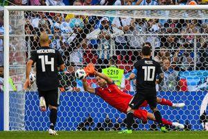 فیلم/ خلاصه بازی آرژانتین ۱-۱ ایسلند