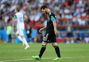 مسی رکورد ۲۸ ساله آرژانتین را خراب کرد +عکس و فیلم