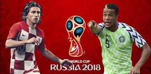 نیجریه و کرواسی