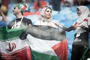 توضیح خبرنگار بیبیسی درباره ادعای دروغ حمایت فلسطین از تیم مراکش