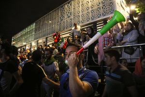 عقبنشینی برج میلاد در بلیتفروشی مسابقات جامجهانی +عکس