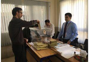 آغاز انتخابات ترکیه در ایران