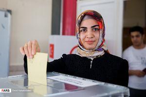 عکس/ انتخابات ریاست جمهوری ترکیه در ایران