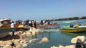 عکس/ کشف جسد  یک زن در ساحل بوشهر