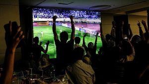 فوتبال در سینماها