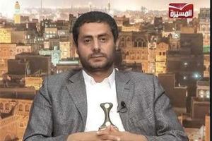 فیلم/ حضور یکی از رهبران انصارالله در فرودگاه الحدیده